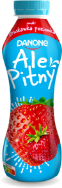 jogurt Ale Pitny o smaku: truskawka poziomka