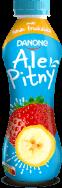 jogurt Ale Pitny o smaku: banan truskawka